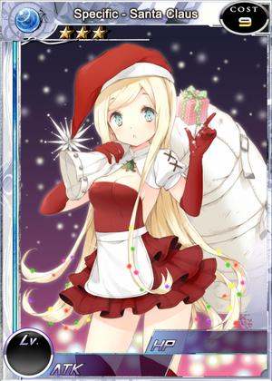 Specific - Santa Claus 1