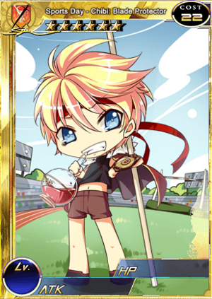 Sports Day - Chibi Blade Protector 1