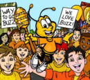 09/25/2008 - Buzz Brings Sweet Celebration Of Honey