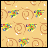 Cinnamon Swirl Wallpaper