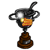 Choose Breakfast Challenge 4th Place Trophy