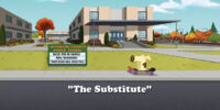The Substitute/Gallery