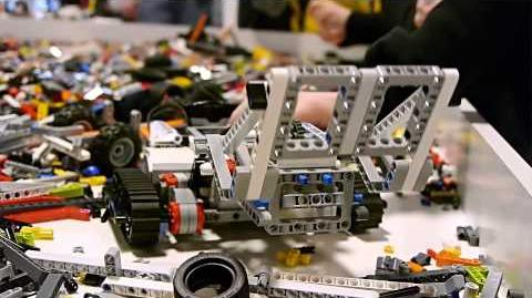 LEGO MINDSTORMS® at LEGO World Copenhagen, February 2013