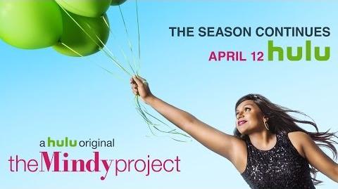 Mindy's Back! New Episodes April 12 • The Mindy Project on Hulu