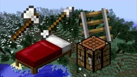 Minecraft Blocks & Items Wood Planks