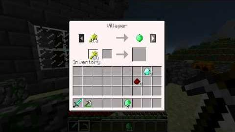 Minecraft Blocks & Items Emeralds