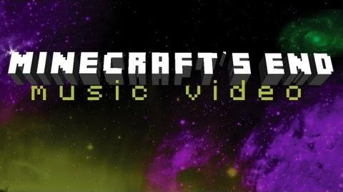 Minecraft's End (music video)