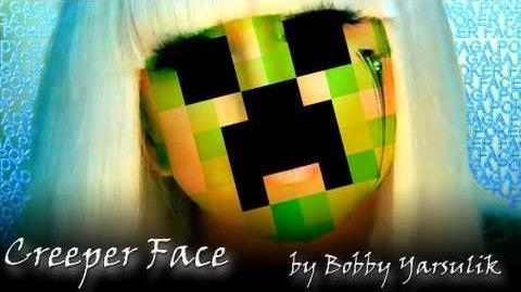 Creeper Face