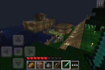 Survival mode on 0.4.0