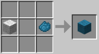 Crafting-cyan-wool