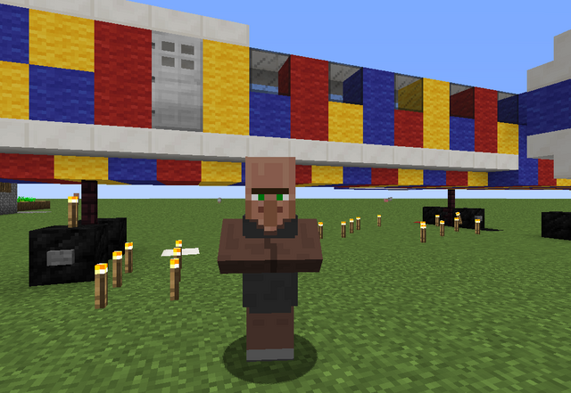 File:A Villager next to an unfinished Boeing 737-800.png