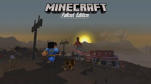 Minecraft Fallout Mash-Up Pack coming soon to Console Edition!