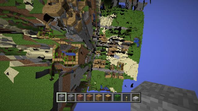 File:Bug village in far lands.png