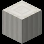 Block of Lines Nether Quartz