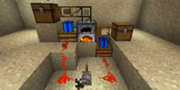 Redstone Engine/Buildcraft 2