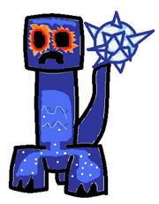 Galactic creeper