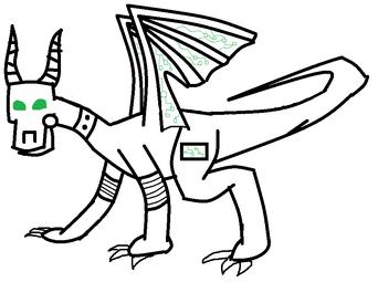 Cybagon template