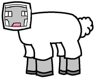Sheep Template