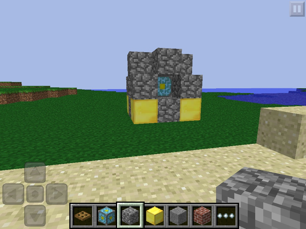 Image - The nether machine.jpg   Minecraft Pocket Edition ... - photo#30