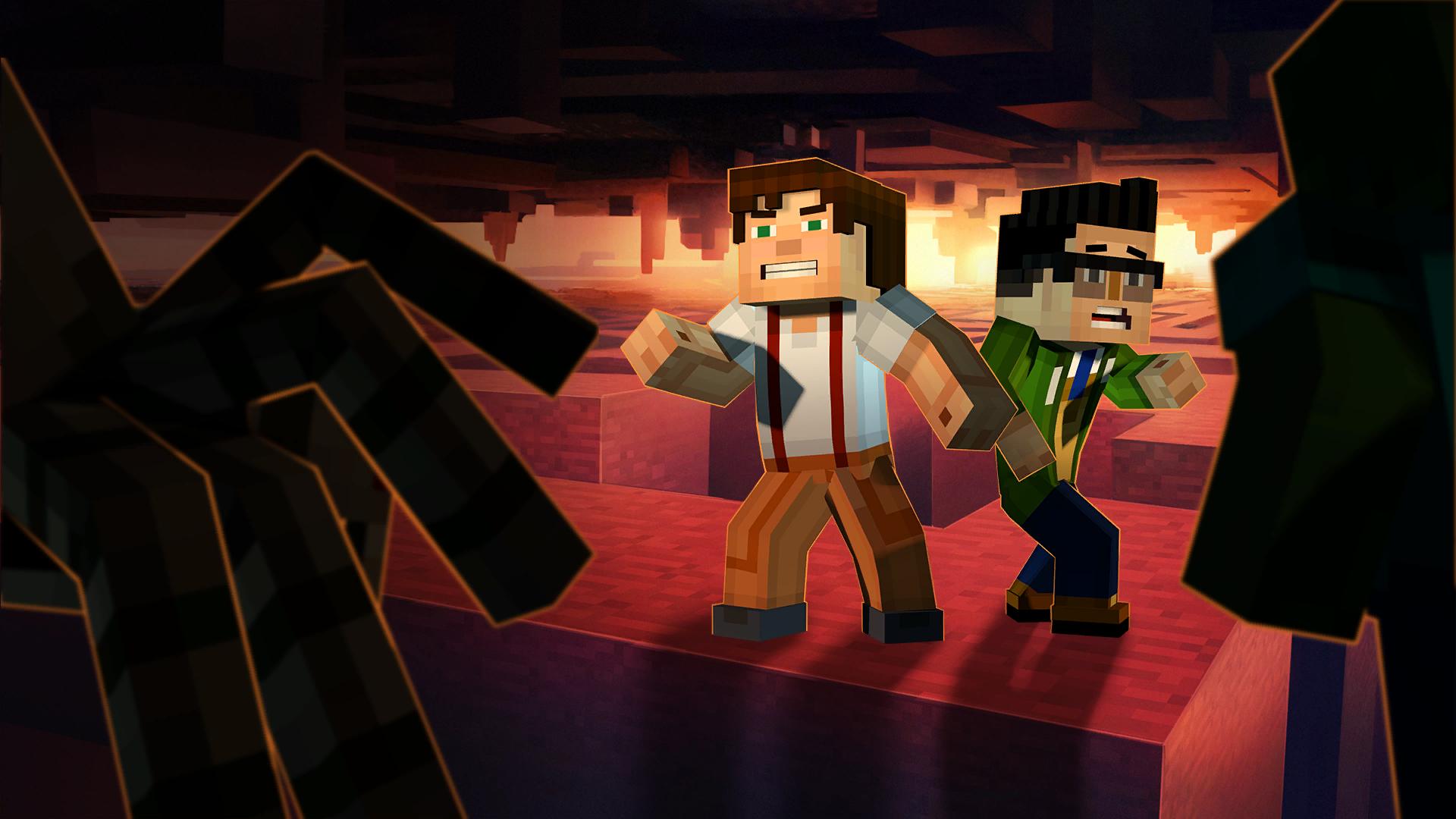 Minecraft Story Mode Jesse Armor - Harbolnas n