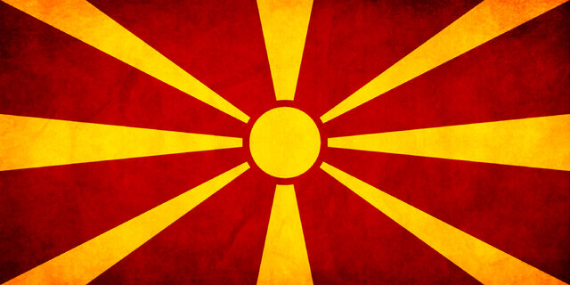 File:Macedonian Flag Grunge by think0.jpg