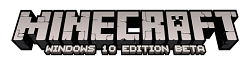 Minecraft Windows 10 Edition Wikia