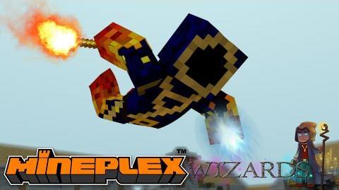 Mineplex Wizards Trailer
