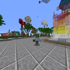 Another player with multiple Balloons