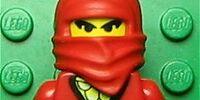 Young Red Samurai