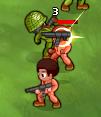Minitroopers Faceboot Disarm