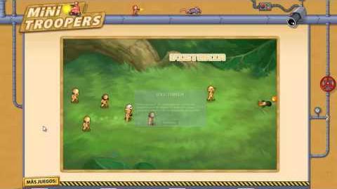 Minitroopers (Capitan Nascimento) - Incursión 14 y 15