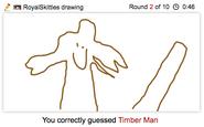 Draw It Timber Man