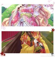 Spring and Autumn Goddess preview