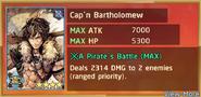 Cap'n Bartholomew Summon Preview