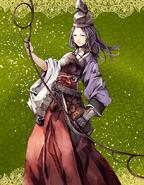 Yoichi's Bow Artwork