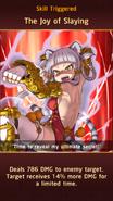 Dragonia Killa Skill
