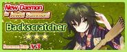 Backscratcher Summon Banner