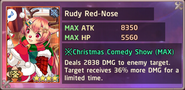 Rudy Red-Nose Exchange Box