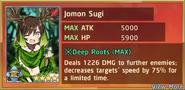 Jomon Sugi Summon Preview