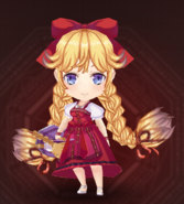 Straw Doll Thanksgiving Sprite