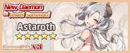 Astaroth Summon Banner