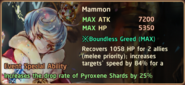 Mammon Special Ability Daemon Banner