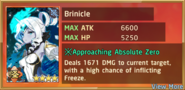 Brinicle Summon Preview