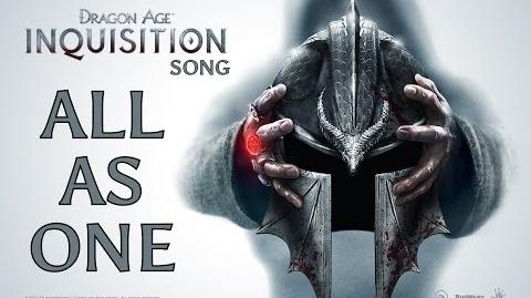 DRAGON AGE INQUISITION SONG - All As One by Miracle Of Sound
