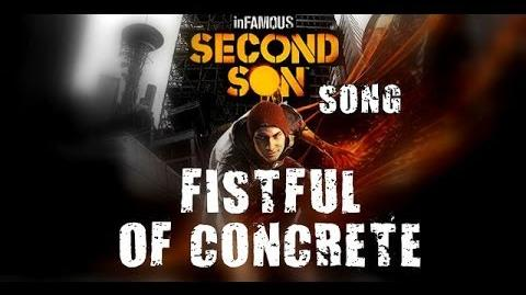 INFAMOUS SECOND SON SONG - Fistful Of Concrete by Miracle Of Sound