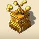 Golden Trophy Curious Tool