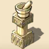 Platinum Trophy Mortar