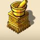 Golden Trophy Mortar