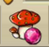 Mushroom Season button