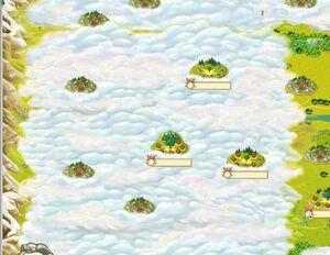 Map fog